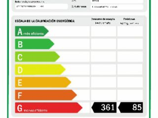 Piso en venta en Benifairo De Les Valls de 92.4  m²