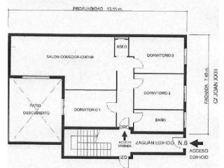 Venta piso ALCUDIA DE CRESPINS, L' null, c. juan xxiii
