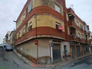 Piso en venta en Ceutí de 63.1  m²