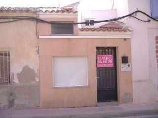Chalet en venta en Alhama De Murcia de 83.75  m²