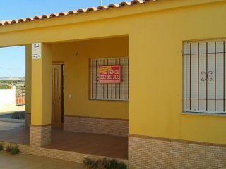 Chalet en venta en Fuente Álamo De Murcia de 91.4  m²