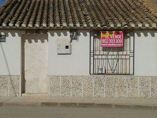 Chalet en venta en Torre-pacheco de 91.63  m²