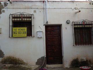 Casa de pueblo independiente a reformar con muchas posibilidades en el casco urbano de mojácar pueblo. consta ...