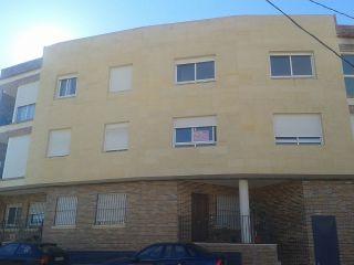 Piso en venta en Beniel de 75.96  m²