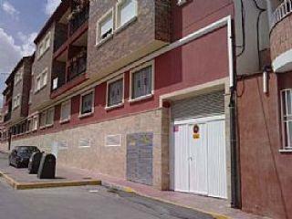 Garaje en venta en Ceuti de 23.41  m²