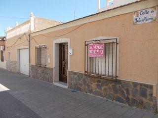 Chalet en venta en Totana de 62.0  m²