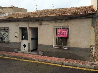 Chalet en venta en Alhama De Murcia de 84.0  m²