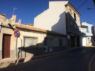 Chalet en venta en Alhama De Murcia de 73.0  m²