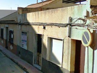 Chalet en venta en Alhama De Murcia de 63.0  m²
