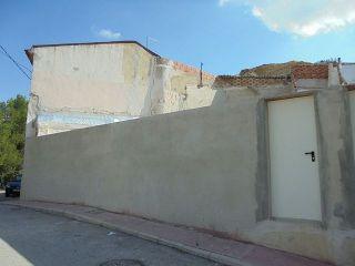 Chalet en venta en Lorqui de 72.0  m²