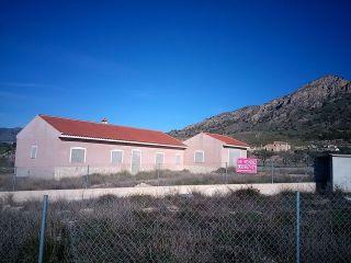 Chalet en venta en Abanilla de 200.08  m²