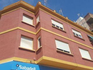 Piso en venta en Lorca de 73.37  m²
