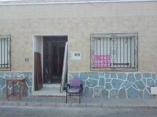 Chalet en venta en Fuente Alamo De Murcia de 76.59  m²