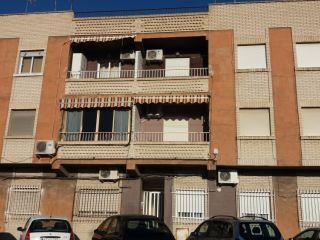 Piso en venta en Alguazas de 98.67  m²