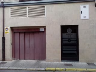 Garaje en Parres