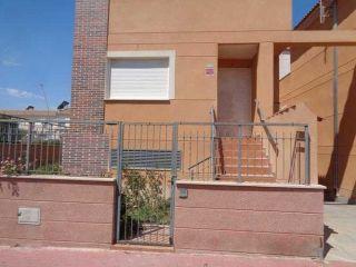 Chalet en venta en Alguazas de 120.38  m²