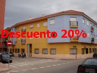 Piso en venta en Alhama De Murcia de 77,65  m²