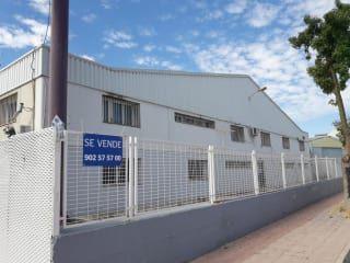 Nave en venta en Ceutí de 2.706,31  m²