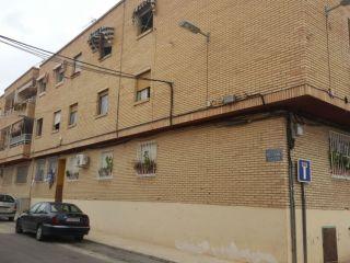 Piso en venta en Alguazas de 106,76  m²