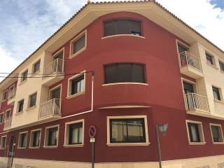 Piso en venta en Ceutí de 71,38  m²