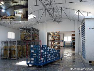 Nave en venta en Sangonera La Verde de 1.380  m²