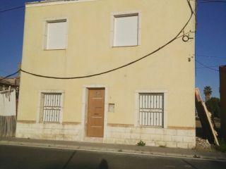 Unifamiliar en venta en Almoradí de 66.87  m²