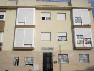 Piso en venta en Huércal-overa de 58,00  m²