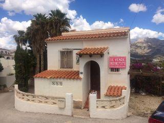 Chalet en venta en La Nucia de 78  m²