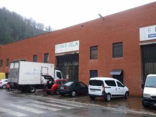 Nave en venta en C. Pabellón Industrial, Pol. Ibarluze, S/n, Hernani, Guipúzcoa