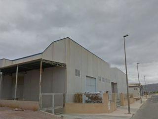 Nave en venta en Alhama De Murcia de 877,12  m²