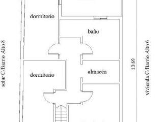 Vivienda en venta en c. barrio alto..., Sangarren, Huesca